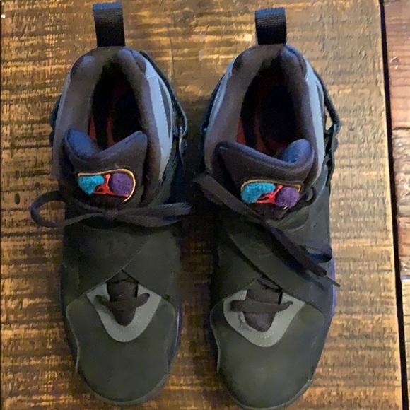 Air Jordan 8 Retro Aqua Youth